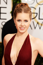 Amy Adams at Golden Globes