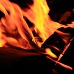 Flames of purgatory