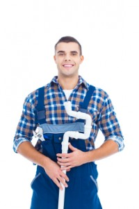Would you hire this plumber to build your new house?