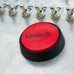 Launch Button - Credit to Steven Depolo - Flickr