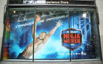 American Ninja Warrior, marketing ninja warrior