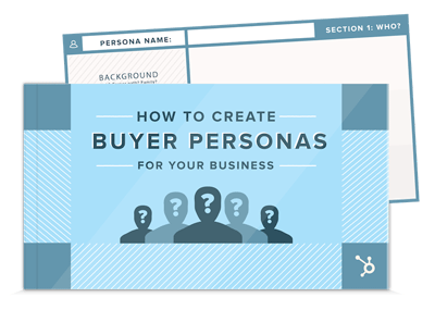 Creating a Buyer Persona Template