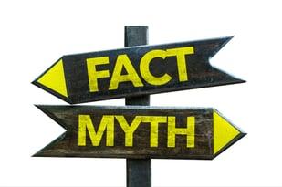 fact, myth, sign post