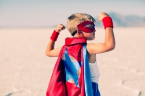 BE A LEADING RESULTS SUPER HERO