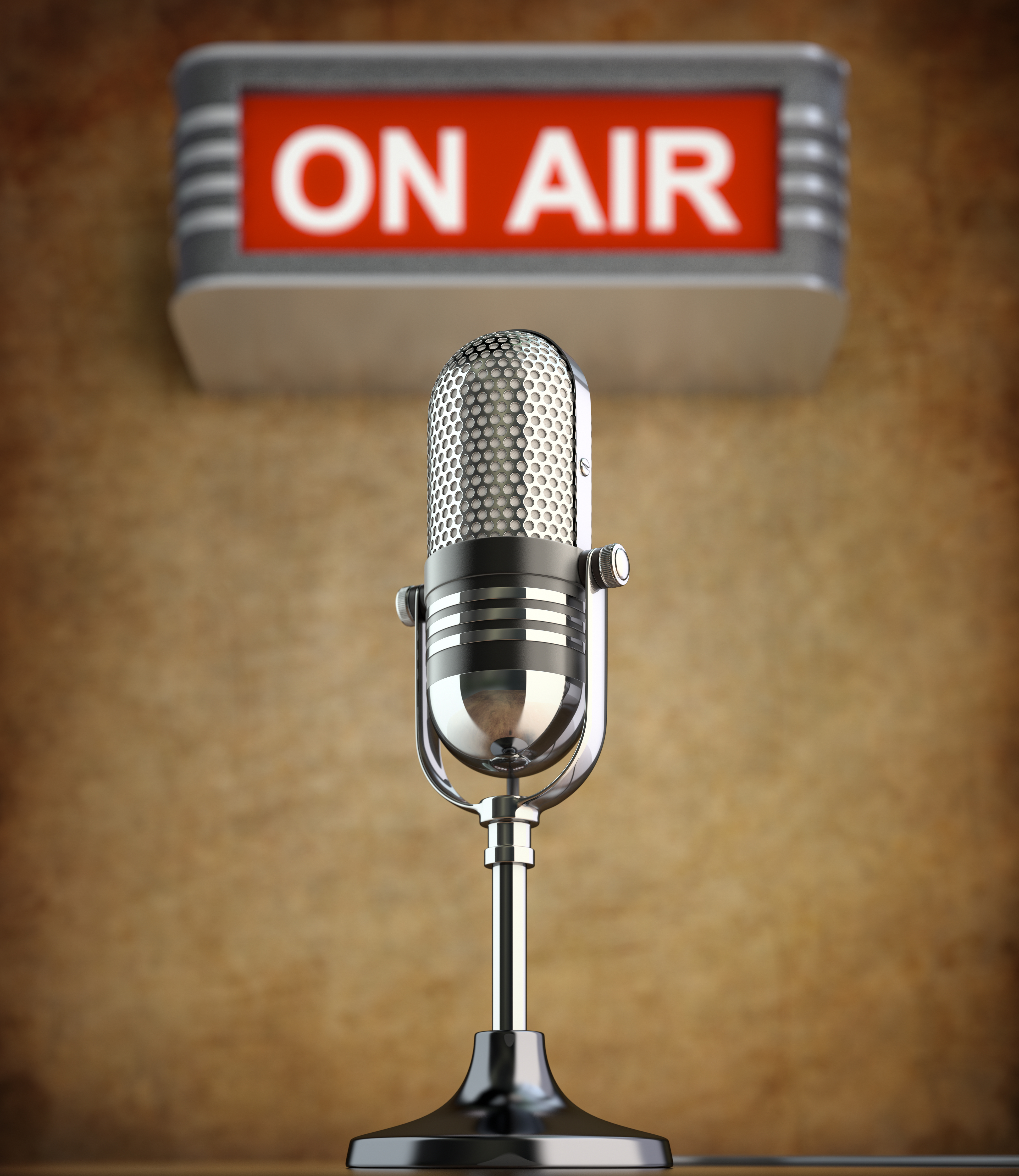microphone, on air, podcast, interview