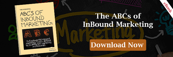 ABC's of InBound Marketing eBook