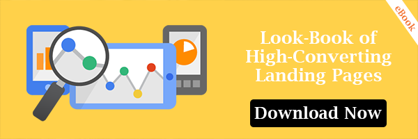 Look Book Landing Page Optimization