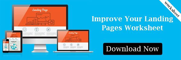 Improving Your Landing Pages