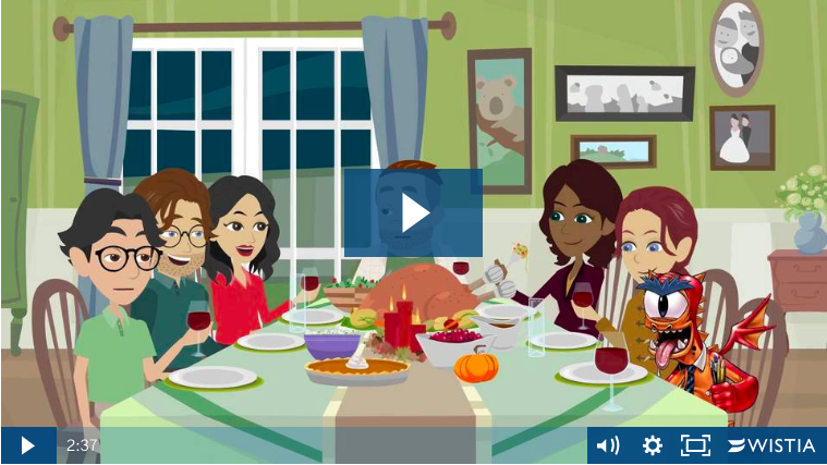 Thanksgiving dinner video screen shot.png