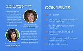 Generate Leads with Facebook