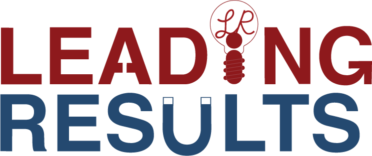 leading results marketing agency logo