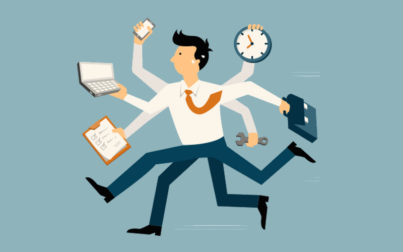 crazy Marketers Guide to Marketing with Little Time